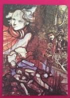 CORREGGIO PER LA RESISTENZA  77 BRIGATA S.A.P. F.LLI MANFREDI   CARTOLINA   ED ANNULLO SPECIALE  IN DATA  14/4/1985 - Eventi