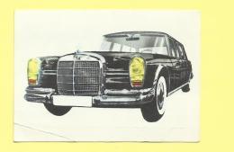 Chocolat Jacques Les Autos 1964 Dans Le Monde N° 163 Mercedes 600 - Jacques