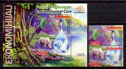 Indonesia 2012 / Environment MNH Proteccion Medio Ambiente / C11020  38 - Protección Del Medio Ambiente Y Del Clima