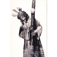 RLGSTP0029-LFTD11550TRCJ.Postal RELIGIOSA.SEMANA SANTA.Procesion De JESUS DEL GRAN PODER,CON LA CRUZ A CUESTAS - Jezus