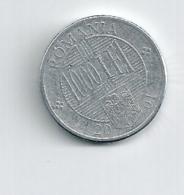 Pièce De 1000 Lei Roumanie 2001 Aluminium TTB Monnaie - Rumania