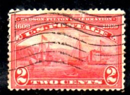 W813 - STATI UNITI 1909 , 2 Cent Unificato N. 236 Usato - Used Stamps