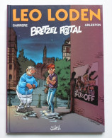 "Leo Loden N°13 "" Bretzel F@tal"" EO 2000 Par CARRERE Et ARLESTON - Leo Loden"