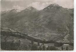 Vallée De La Guisane : Villeneuve La Salle Les Alpes Et Le Grand Area (n°124 éd Francou) - France