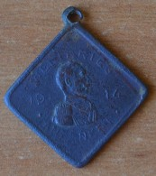 Medallion Of The First World War Franz Joseph Copper - Jewels & Clocks