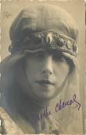 Autographe De Marthe Chenal - Cantatrice Soprano à L'Opéra - Signature - Opera