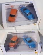 RENAULT 5 (R5) Et Alpine A110, Miniatures RENAULT 5 (R5) Et Alpine A110. - Collectors Et Insolites - Toutes Marques