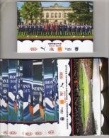 FOOT CARDS GIRONDINS DE BORDEAUX - SÉRIE OFFICIELLE EFFECTIF SAISON 2014 / 2015 - LOT 36 CARTES POSTALES NEUVES - Chine