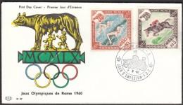 Monaco 1960 / Olympic Games Rome 1960 / Swimming, Equestrian - Estate 1960: Roma