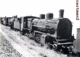 RENFE TRAIN LOCOMOTIVE TREN LOCOMOTORA ESTACIÓNE PHOTO GUY LAFORGERIE TRENO LOCOMOTIVA ZUG ESPANA - Trenes