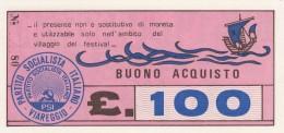 7902-PARTITO SOCIALISTA ITALIANO-VIAREGGIO-BUONI ACQUISTO - Pubblicitari