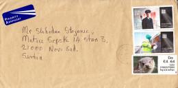 REGISTERED CVR IRELAND-SERBIA  2014 - 1949-... Repubblica D'Irlanda