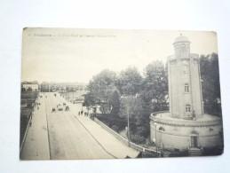 31 TOULOUSE LE PONT NEUF ET L'ANCIEN CHATEAU D'EAU 1927 CIRCULE DOS DIVISE SALI BON ETAT N° 47 - Toulouse