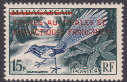 French Southern And Antarctic Territory SG 1 Madagascar Overprinted Mint Never Hinged - Unclassified