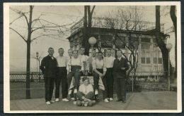Germany Bowling Club RP Postcard - Bowling