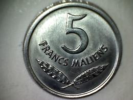 Mali 5 Francs 1961 - Mali (1962-1984)