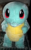 Tres Grande Peluche Nintendo Pokemon Carapuce - 70 Cm - Cuddly Toys