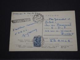 RUSSIE - Entier Pour La France - A Voir - P17743 - 1923-1991 URSS