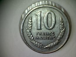 Mali 10 Francs 1961 - Mali (1962-1984)