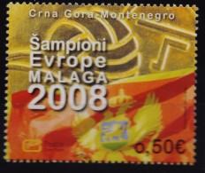 Montenegro (CRNA GORA), 2008, Sport, Waterpolo, 1 Stamp MNH