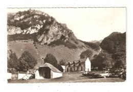 CPA 31 LUCHON ( Environs ) Hostellerie D'ASTAU Bâtiments Voitures Années 1950 - Luchon