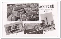 Bucuresti, Piata Palatului - Roemenië