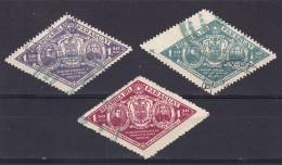 PARAGUAY - N°Y&T - Série 320/2 - Les 3 Valeurs - 1er Archeveque D'Assomption    - Oblitérés - Paraguay