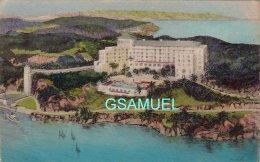 Amérique - Antilles - Bermudes - The Castle Harbour Hotel - Bermuda. - (voir Scan). - Bermudes