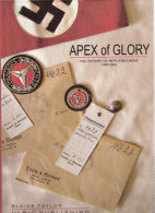 APEX OF GLORY HISTORIQUE MERCEDES BENZ DAIMLER 1885 1955 - Voitures