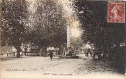 84 Apt Place Bouquerie - Apt