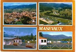 Masevaux Vue Aérienne Camping - Masevaux