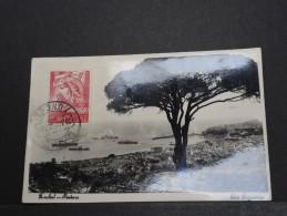 PORTUGAL - Funchal Madeire - Carte Pour Paris - Aôut 1955 - A Voir - P17756 - Funchal
