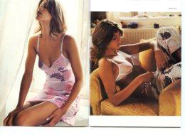 Catalogue Lingerie Princesse TAM.TAM Collection Printemps Eté 2003 (Format 15 X 10,5 Cm) - Publicidad