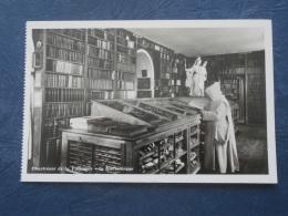 Chartreuse De La Valsainte  La Bibliothèque - Moine - N° 3015 - L256 - FR Fribourg