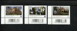 376398500 BELGIE  POSTFRIS MINT NEVER HINGED POSTFRISCH EINDWANDFREI OCB 4092 4093 4094 Met Barcode - Unused Stamps