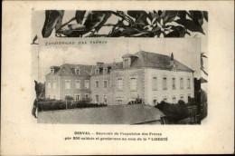 44 - DERVAL - Pensionnat - Expulsion Des Frères - Inventaires - Derval