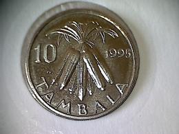 Malawi 10 Tambala 1995 - Malawi
