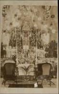 44 - DERVAL - CARTE PHOTO - Intérieur église - Derval