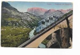 BOZEN BOLZANO VIAGGIATA FP MANCA F.BOLLO - Bolzano (Bozen)