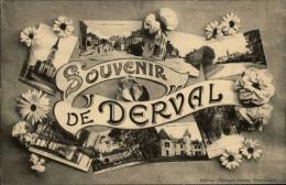 44 - DERVAL - Souvenir De - Derval