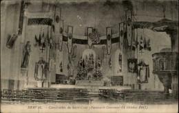 44 - DERVAL - Intérieur église - Derval