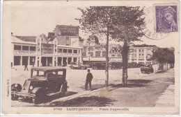Saint Brieuc Place Duguesclin N° 8769 - Saint-Brieuc