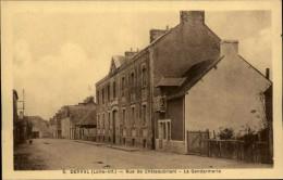 44 - DERVAL - Gendarmerie - Derval