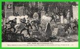 Paris Sous La Commune(1871)-Marins Fusillant Les Derniers Fédérés Dans Le Pére Lachaise(recto Verso) - France