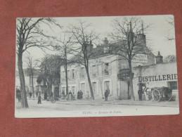 BLOIS 1910 AVENUE DE PARIS  LA DISTILLERIE   / EDIT BF PARIS    CIRC OUI - Blois