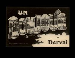44 - DERVAL - Un Bonjour De - Derval