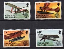 FALKLAND    Timbresneufs ** De 1983  ( Ref 2937 ) Avion - Falkland