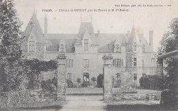 Environs Des Essarts 85 - Château De Grissay - Les Essarts