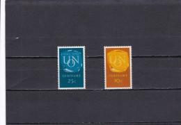 Surinam Nº 517 Al 518 - Suriname ... - 1975