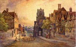 SALMON ART- ESSENHIGH CORKE 559 - WARWICK - WEST GATE - Warwick
